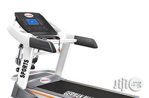 6hp Treadmill Commercial Use German Machine   Sports Equipment for sale in Lagos State, Ikeja