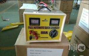12V-48V 50amp Full Automatic Battery Charger   Vehicle Parts & Accessories for sale in Lagos State, Ojo