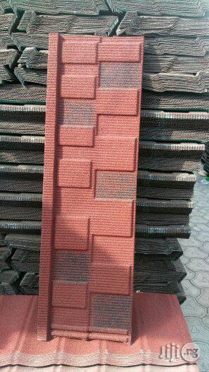 Metro Tiles Quality Shingle Stone Coated Roofing Sheet | Building Materials for sale in Lagos State, Ajah