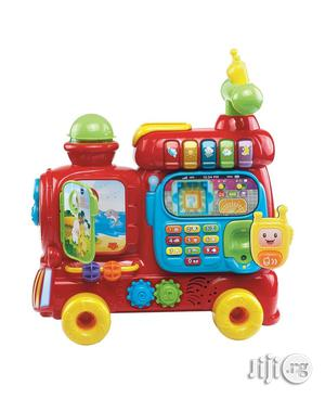 Vtech Sit to Stand Ultimate Alphabet Train | Toys for sale in Lagos State, Ikeja