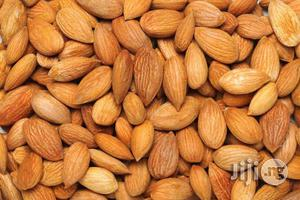 Raw Almond Organic Almond Nuts   Meals & Drinks for sale in Lagos State, Ikoyi