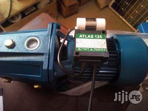 1HP Atlas 125 Electric Pump Machine   Manufacturing Equipment for sale in Lagos State, Ojo