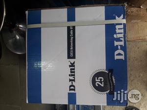 D-Link Cat6 Cable 305m   Computer Accessories  for sale in Lagos State, Ikeja