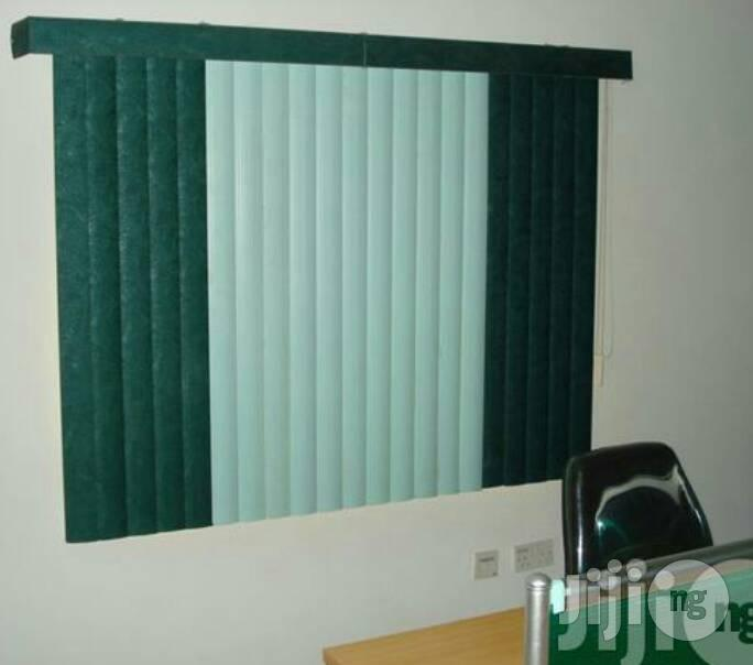 Quality Window Blinds / Curtains | Home Accessories for sale in Port-Harcourt, Rivers State, Nigeria