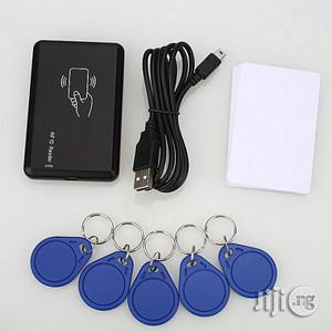 Windows USB ID Card Reader | Computer Accessories  for sale in Lagos State, Ikeja