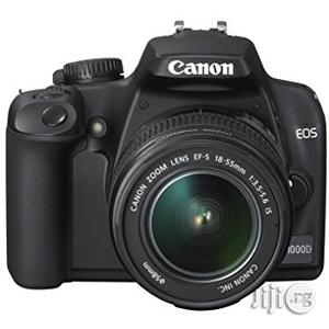 Canon 1000d DSLR Camera   Photo & Video Cameras for sale in Lagos State, Ikeja