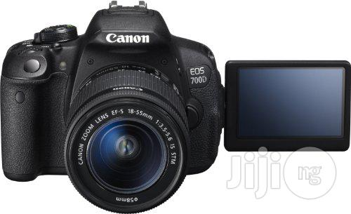 Newly Imported Perfectly Okay Canon 700d Professional Camera