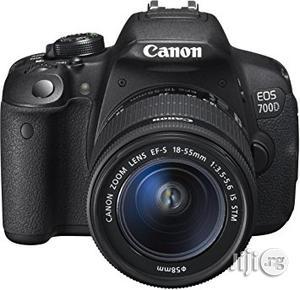18.0 Mega Pixel Canon 700d DSLR Camera   Photo & Video Cameras for sale in Lagos State, Ikeja