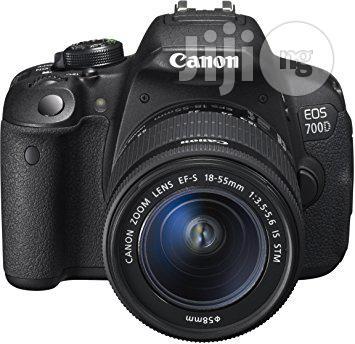 18.0 Mega Pixel Canon 700d DSLR Camera
