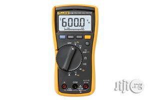Fluke 115 Compact True-rms Digital Multimeter | Measuring & Layout Tools for sale in Lagos State, Apapa