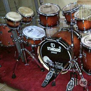 Standard Drumset.   Musical Instruments & Gear for sale in Lagos State, Ikotun/Igando