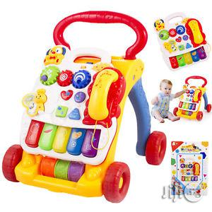 2in1 Function Music and Walker   Children's Gear & Safety for sale in Lagos State, Victoria Island