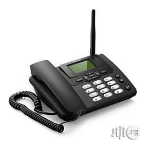 GSM Land Phone With Fm Radio Up for All Networks | Home Appliances for sale in Lagos State, Ikeja