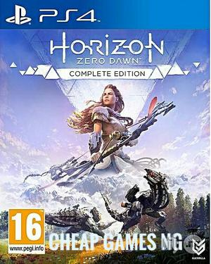 PS4 Horizon Zero Dawn Complete Edition | Video Games for sale in Lagos State, Agege