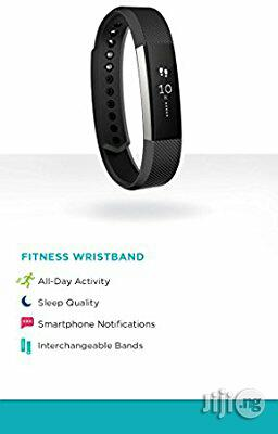 Fitbit Alta Smart Fitness Activity Tracker | Smart Watches & Trackers for sale in Lagos State, Ikeja