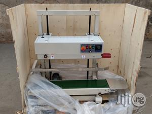 Continous Band Sealer Packaging Machine | Manufacturing Equipment for sale in Lagos State, Ikeja