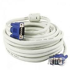 15M VGA Cable | Accessories & Supplies for Electronics for sale in Lagos State, Ikeja
