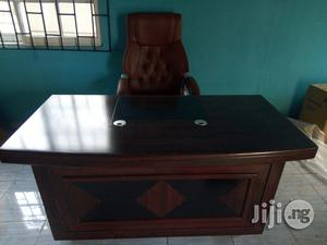 Executive Office Table And Executive Chair | Furniture for sale in Lagos State, Surulere