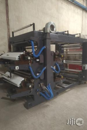 Two(2) To Four (4) Colour Flexographic Nylon Printing Machine | Printing Equipment for sale in Lagos State, Ikeja
