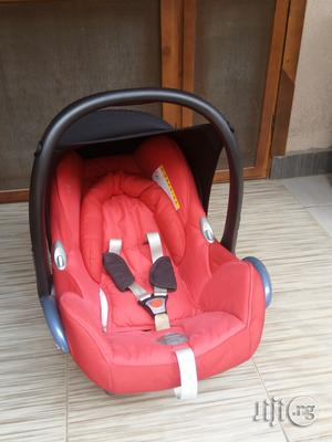 UK Preloved Maxicosi Baby Car Seat   Children's Gear & Safety for sale in Lagos State