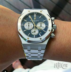 Audemars (AP) Chronograph Silver Chain Watch | Watches for sale in Lagos State, Lagos Island (Eko)