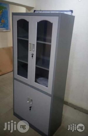 Imported Metal 2-Door Filing Cabinet | Furniture for sale in Lagos State, Lagos Island (Eko)