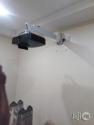Wall Mount Projector Hanger | Accessories & Supplies for Electronics for sale in Abuja (FCT) State, Wuse 2