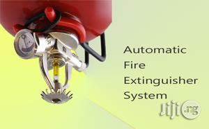 Automatic Fire Extinguisher | Safetywear & Equipment for sale in Lagos State, Agboyi/Ketu