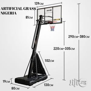 Standard Basketball Stand | Sports Equipment for sale in Abuja (FCT) State, Asokoro