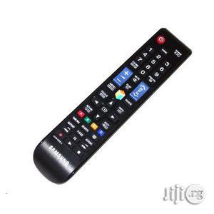 Samsung 3d Smart TV Remote   Accessories & Supplies for Electronics for sale in Lagos State, Ikeja