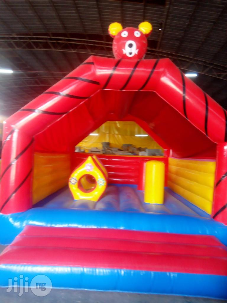Play Ground Bouncing Castle For School Parties