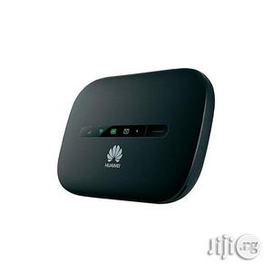 Mobile Wifi Hotspot Mini Pocket Wireless Huawei E5330C 3G   Networking Products for sale in Lagos State, Magodo