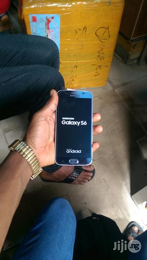 Samsung Galaxy S6 32 GB Blue | Mobile Phones for sale in Lagos State, Ikotun/Igando