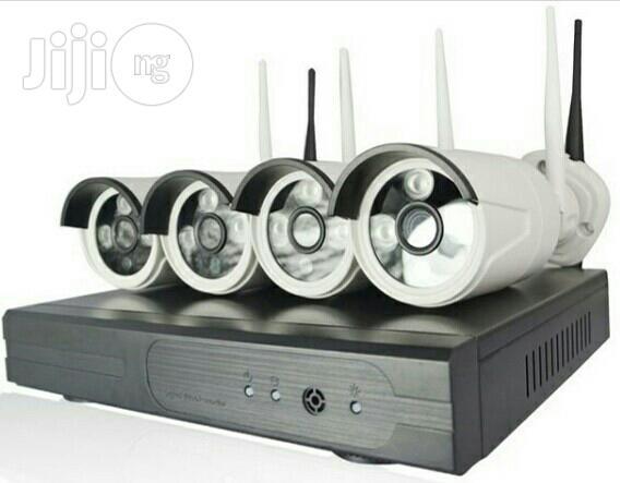 Archive: Wifi 4ch CCTV HD Nvr KIT