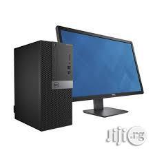 Archive: New Desktop Computer Dell OptiPlex 7070 4GB Intel Core I7 HDD 1T