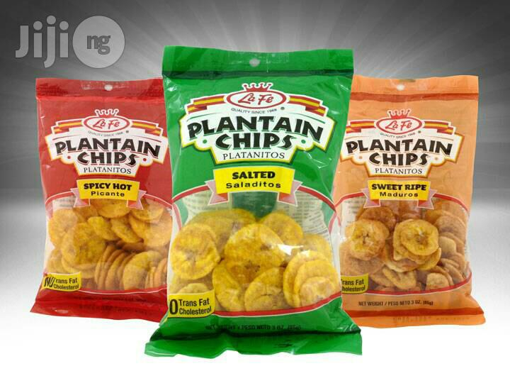 Chips Nylon Package