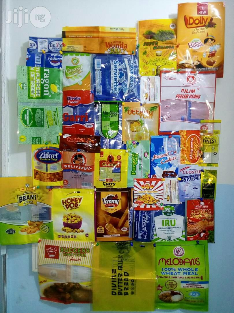 Chips Nylon Package   Manufacturing Services for sale in Shomolu, Lagos State, Nigeria