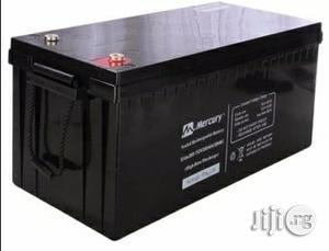 Mercury 12v Deep Cycle Battery - 200ah   Solar Energy for sale in Lagos State