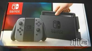 Nintendo Switch Console - Grey | Video Game Consoles for sale in Lagos State, Agege