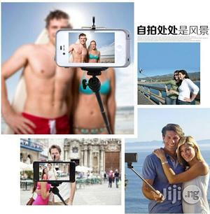 Super Quality Bluetooth Selfie Stick   Accessories for Mobile Phones & Tablets for sale in Kaduna State, Kaduna / Kaduna State