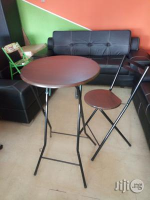 Superb Strong Bar Table Brand New | Furniture for sale in Lagos State, Ikeja