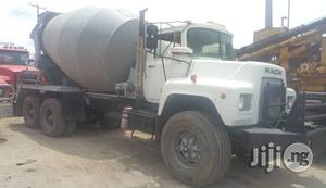 Tokunbo Mack Ten Tyres Concrete Mobile Mixer Truck 1991   Heavy Equipment for sale in Lagos State, Apapa