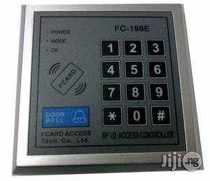 Fingerprint Attendance Door Access Controller LED Keypad Stand | Doors for sale in Lagos State