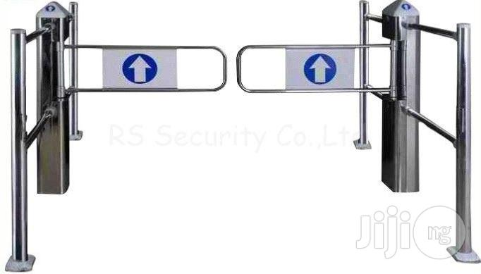 Hotel Full Automatic Swing Gate Barrier