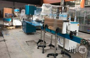 Semi Automatic Bottle Water Machine | Manufacturing Equipment for sale in Lagos State