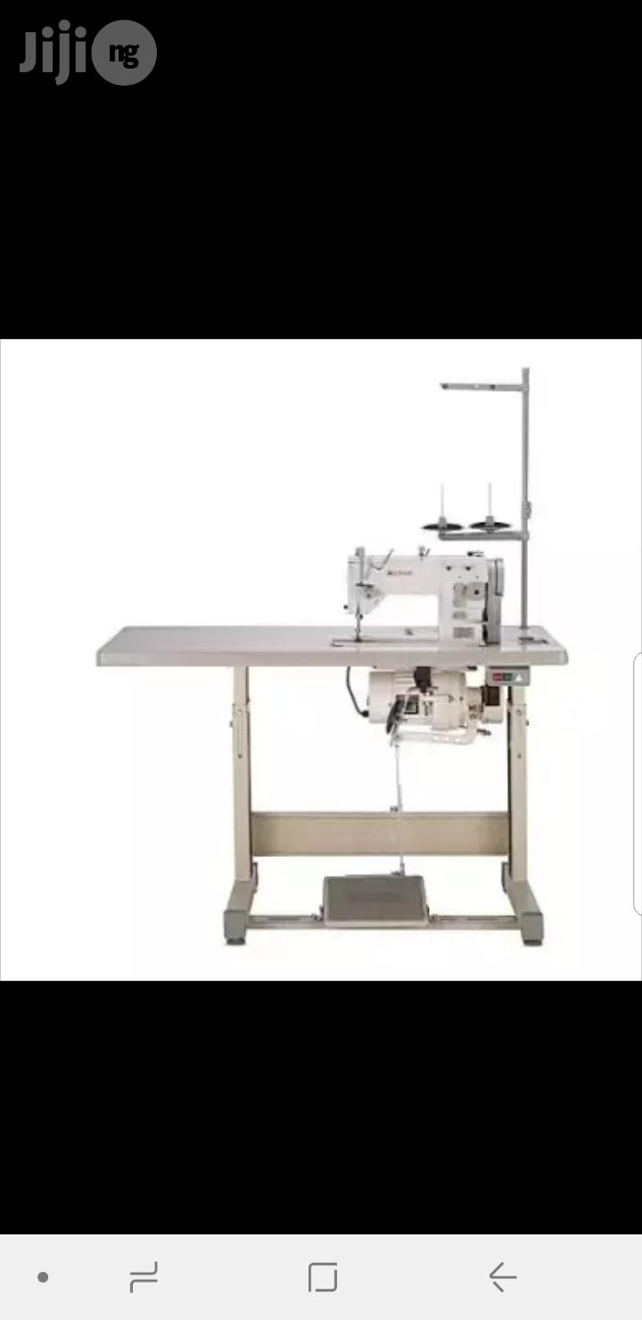 Emel - Industrial Straight Sewing Machine Complete Set