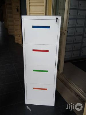 Office 4 Drawer Metal Filing Cabinet   Furniture for sale in Lagos State, Ojo