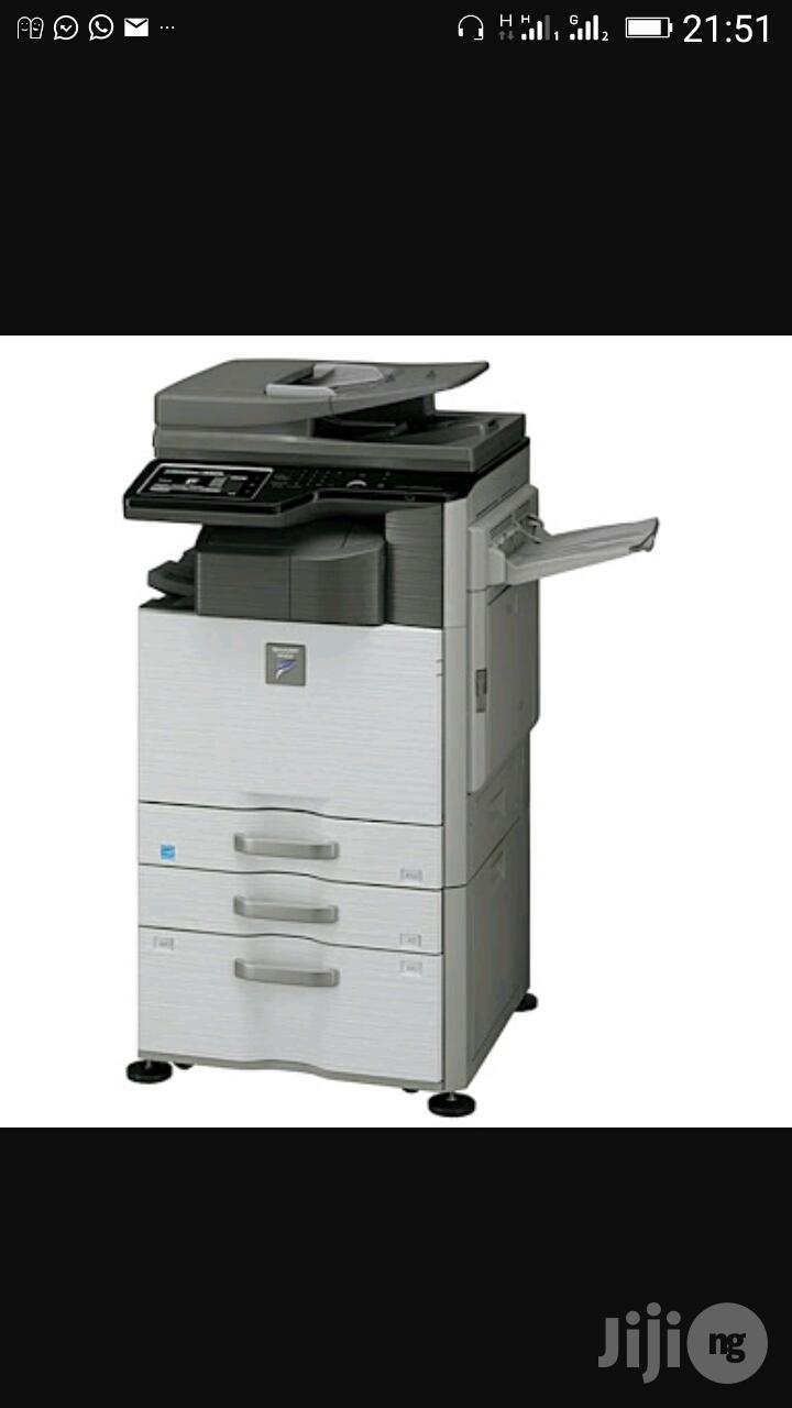 Sharp Mx 3114n Copier