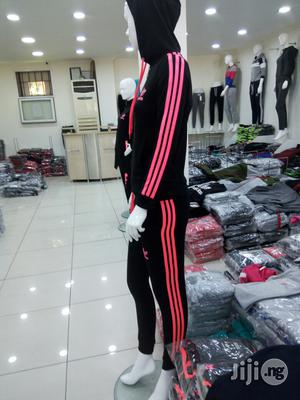 Adidas Track Suit | Clothing for sale in Lagos State, Alimosho