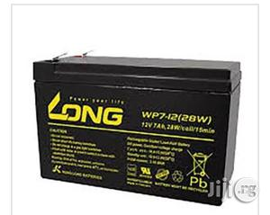 UPS Replacement Battery 12V/7AH - Long | Computer Hardware for sale in Lagos State, Ikeja